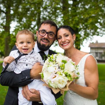 Photographe Landes, reportage mariage, Marie et Fred