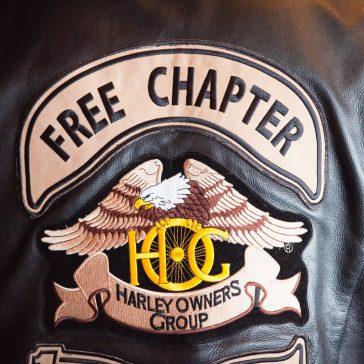 free chapter, harley davidson, photographe landes