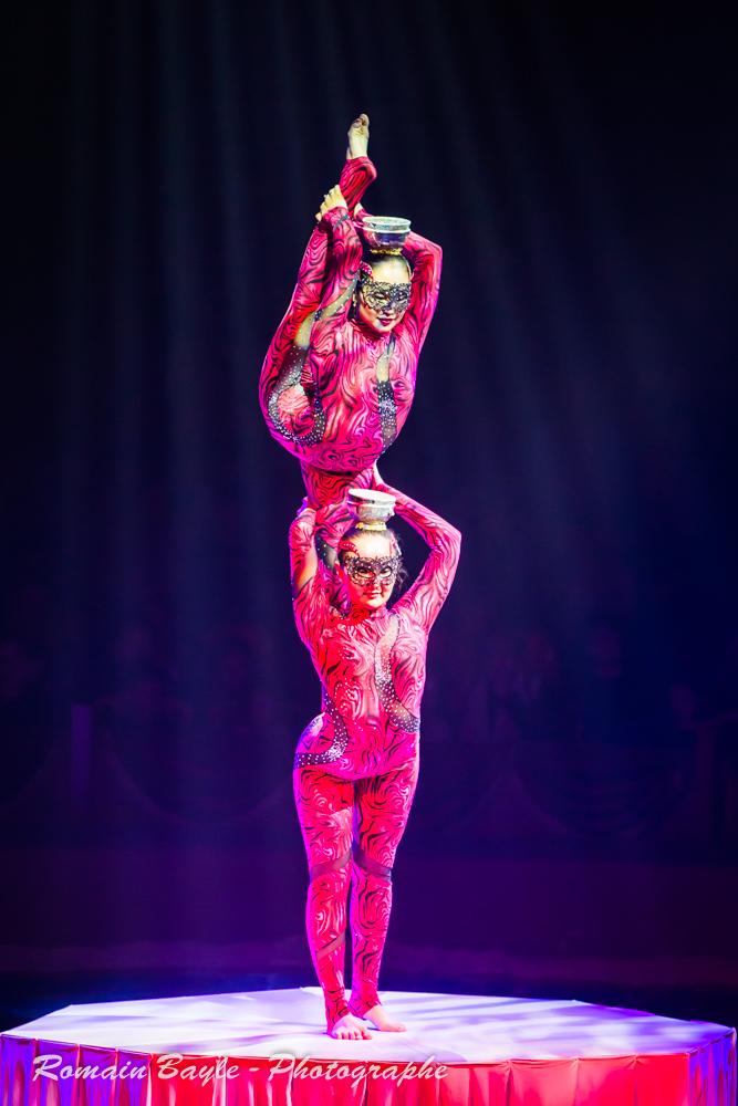 festival international des artistes du cirque