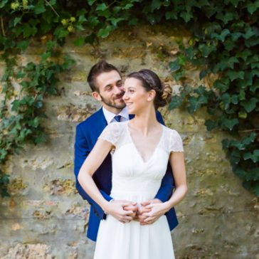 Marie-Cécile et David