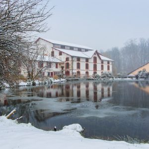 photographe-dax-lac-poustagnacq-paysage-hiver-moulin